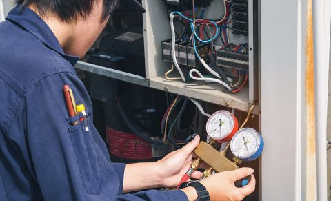 Heating and Air Conditioning School