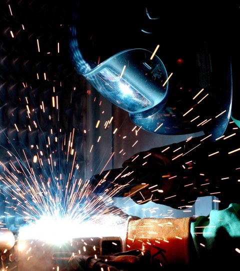 What are the 4 Types of Welding?